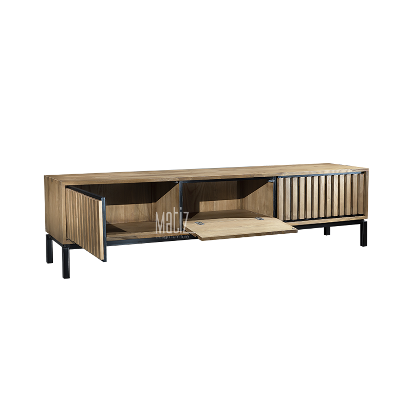 LINES TV Furniture 3 Doors 3
