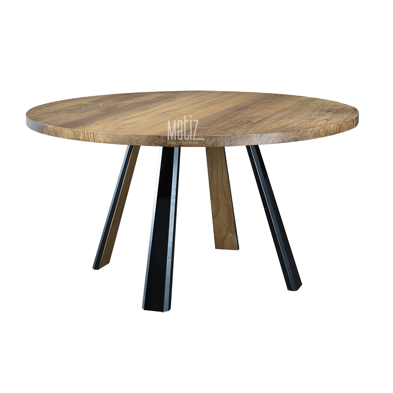 QUATRO Round Dining Table