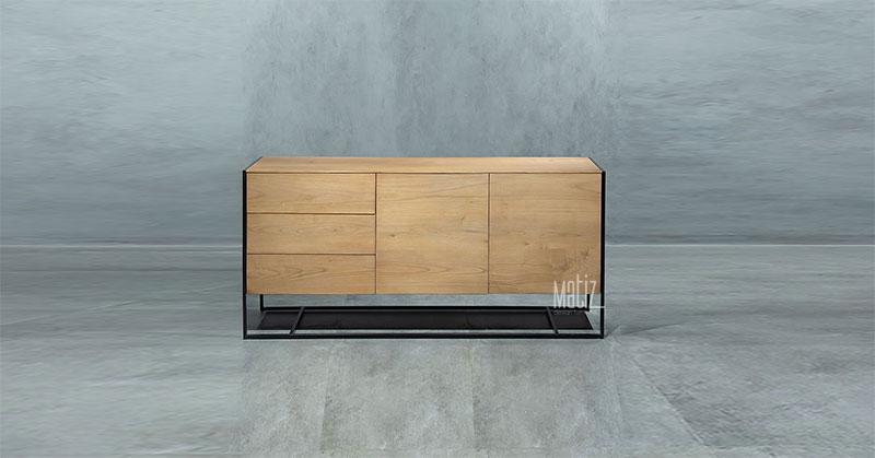 Sideboard 160 cm OBVIUS