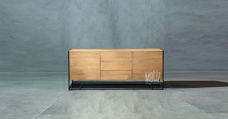 Sideboard 180 cm OBVIUS
