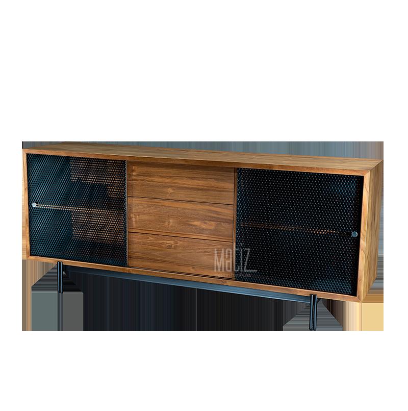 METRO Sideboard 3 Drawers 2