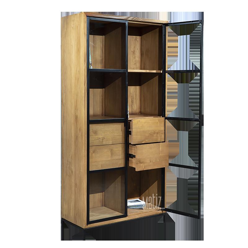 JIWA Rack Shelves Double 2