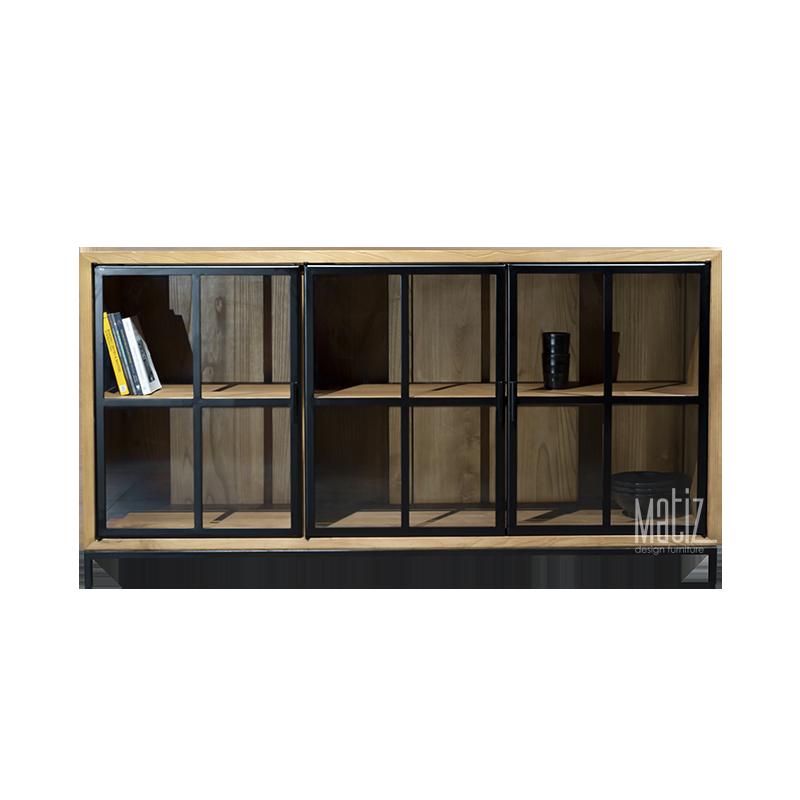 JIWA Sideboard 3 Doors 1