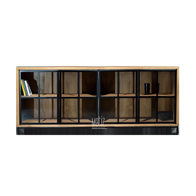 JIWA Sideboard 4 Doors 1