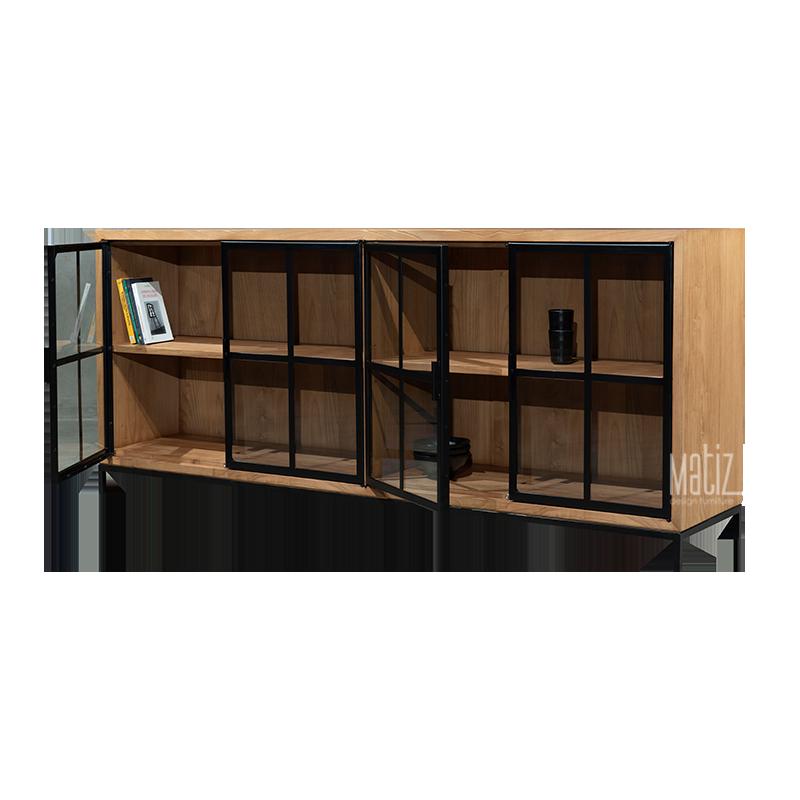 JIWA Sideboard 4 Doors 2