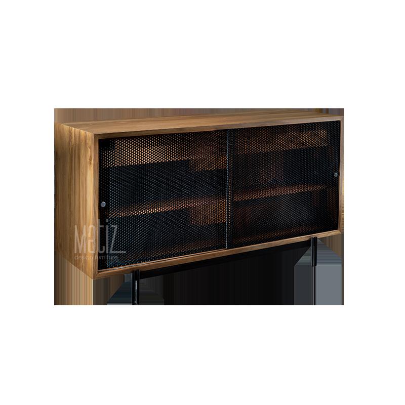 METRO Sideboard 2 Drawers 2