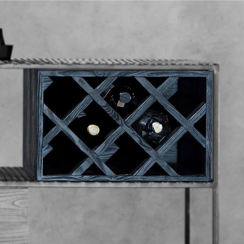 DAMA X-cross Bottle Rack Box 2