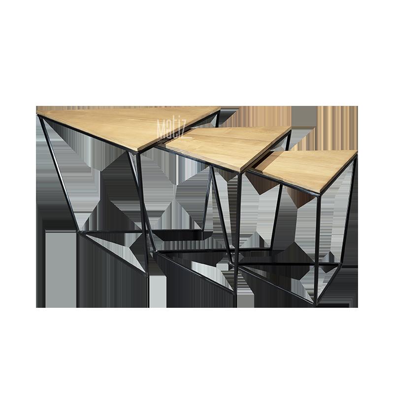SIKU Table, Set of 3-1
