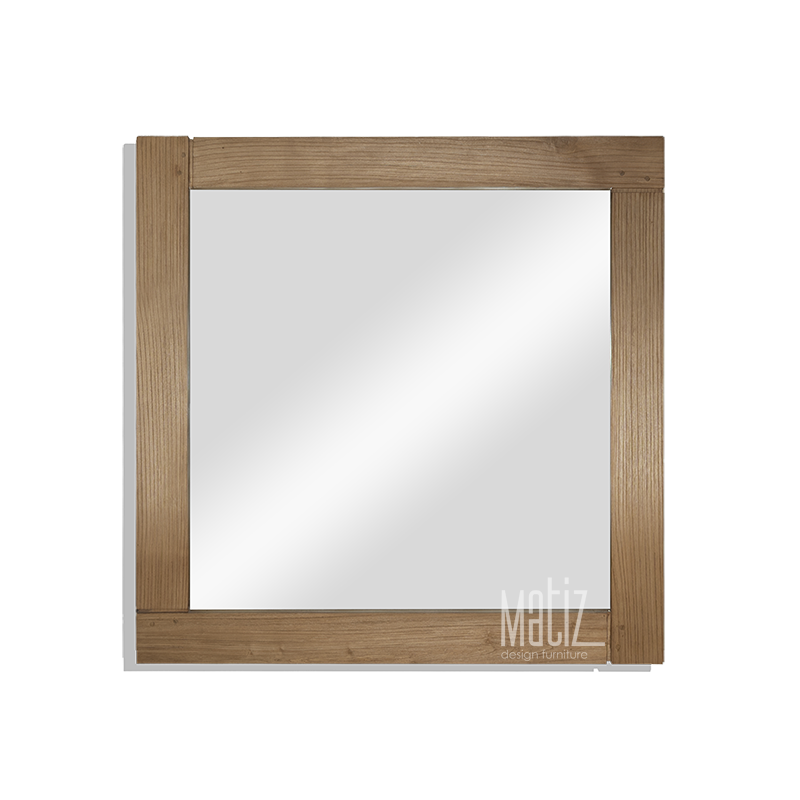 ELEMENTS Square Mirror 1