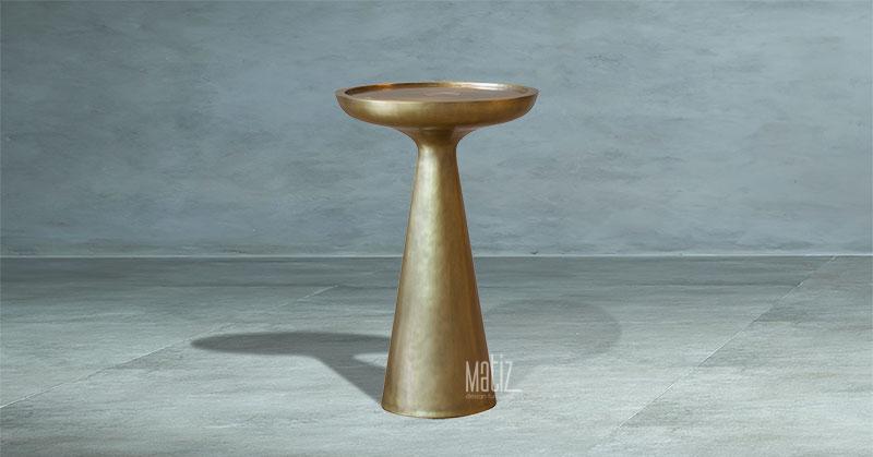 Matizfurniture Side Table TIRAM Copper